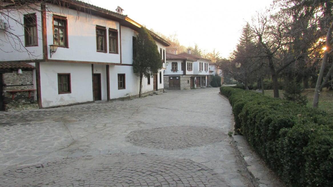 Квартал Вароша в Благоевград