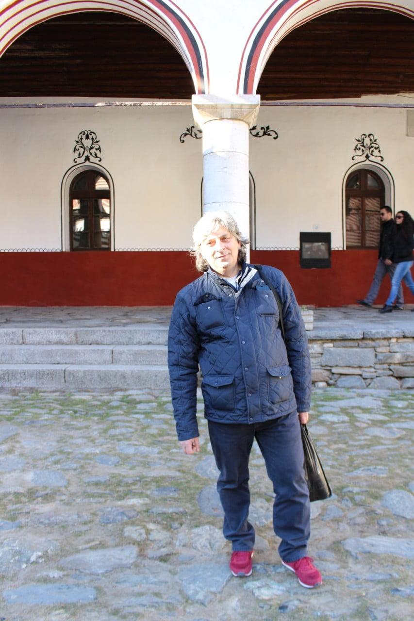 Рилски манастир -27.12.2015 год.