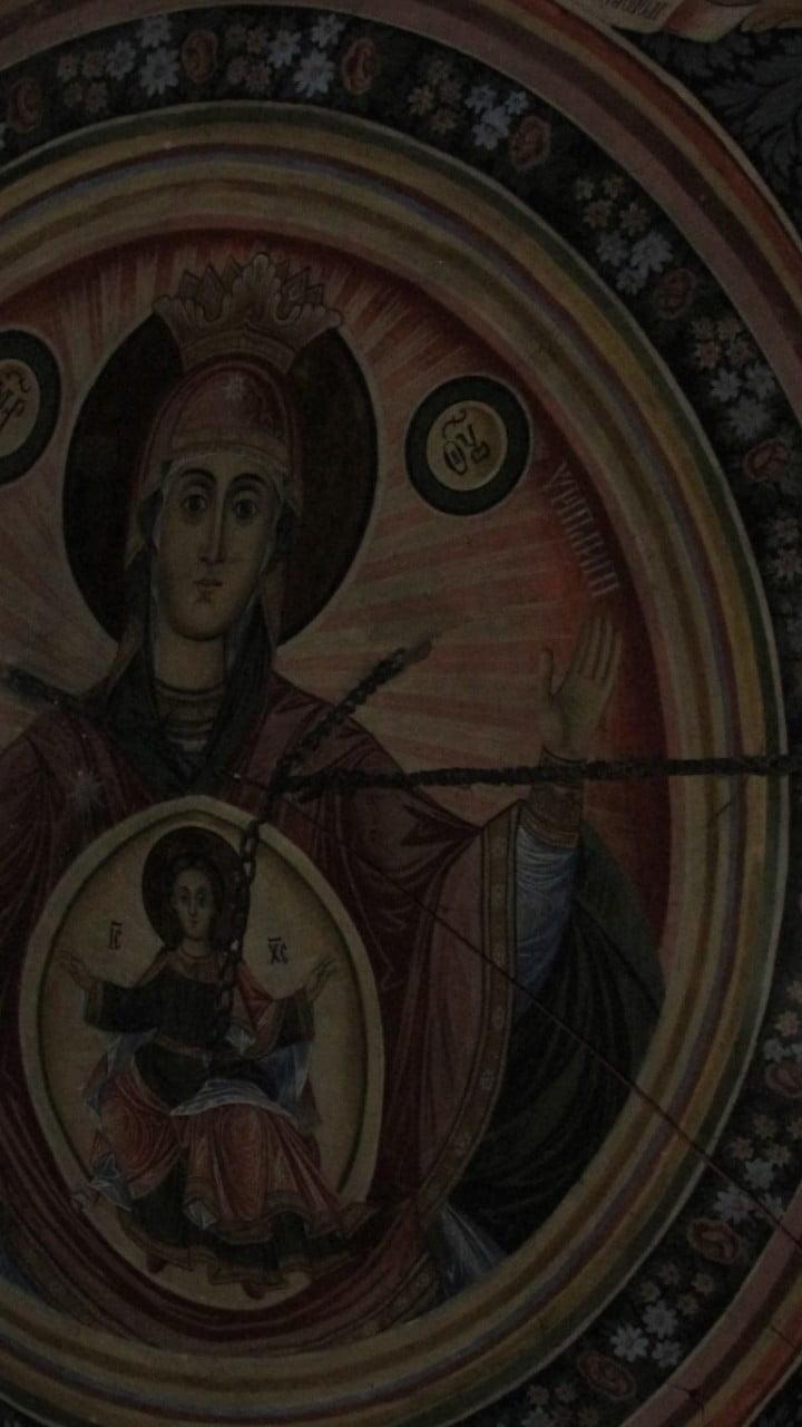 "Троянски манастир ""Успение Богородично"" 01.01.2016 год."