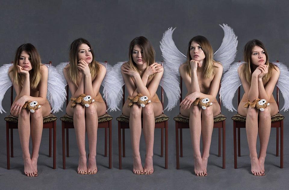 Четирите жени на един мъж